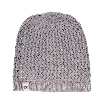 UGG Sequoia Solid Knit Womens Hat, , viewer