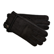 UGG Sidewall Mens Gloves, Black, medium