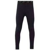 Terramar 2.0 Thermolator Boys Kids Long Underwear Bottom, Black, medium
