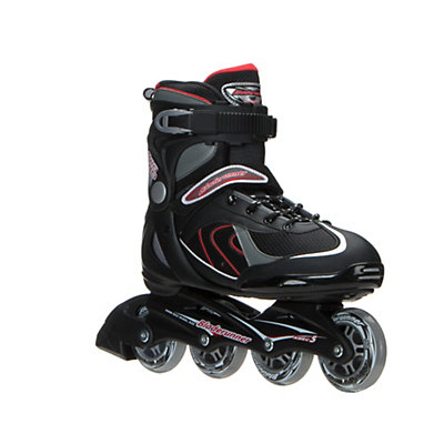 Bladerunner Pro 80 Inline Skates, Black-Red, viewer