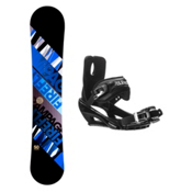 Firefly Rampage Stealth 3 Snowboard and Binding Package, , medium