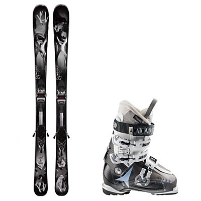 K2 Potion 80 XTi, and Atomic Waymaker Carbon 90 W Womens Ski Package, , viewer