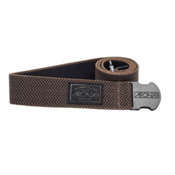 Arcade Belts The Hemingway Belt, Black-Brown, medium