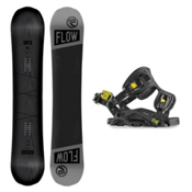 Flow Blackout ABT Fuse FB Snowboard and Binding Package, , medium
