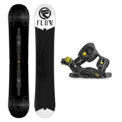 Flow Rush ABT Fuse FB Snowboard and Binding Package, , medium