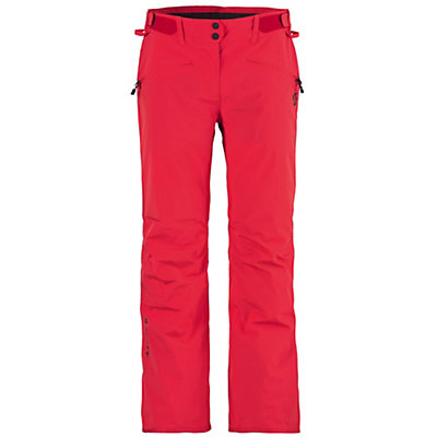 Scott Terrain Dryo Womens Ski Pants, Black, viewer
