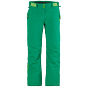 Scott Terrain Dryo Womens Ski Pants, Kale Green, medium