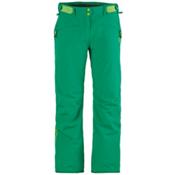 Scott Terrain Dryo Womens Ski Pants, Kale Green, medium
