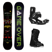 Academy Snowboards Propaganda ST-1 Complete Snowboard Package, , medium