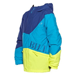 Billabong Buddy Boys Snowboard Jacket, Bubble Blue, 256