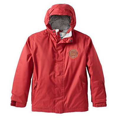 Billabong Coach Boys Snowboard Jacket, , viewer