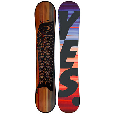 YES TDF Snowboard, 150cm, viewer