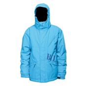Billabong Solid Boys Snowboard Jacket, Bubble Blue, medium
