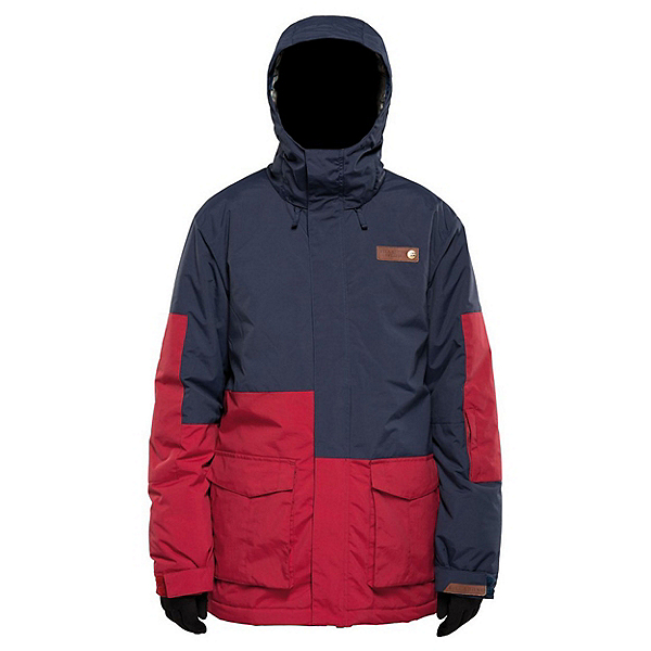 Billabong Crook Mens Jacket, Bordeaux, 600