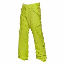 Billabong Cab 13 Mens Snowboard Pants, Poison Green, 256