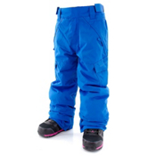 Billabong Cargo Boys Kids Snowboard Pants, Royal, medium