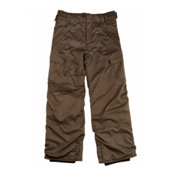Billabong Cargo Boys Kids Snowboard Pants, Tarmac, medium