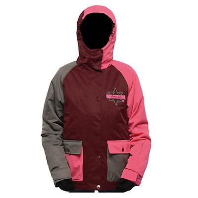 Billabong Sweetie Girls Snowboard Jacket, , viewer