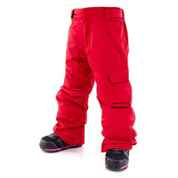 Billabong Twisty Girls Snowboard Pants, Black Cherry, 256