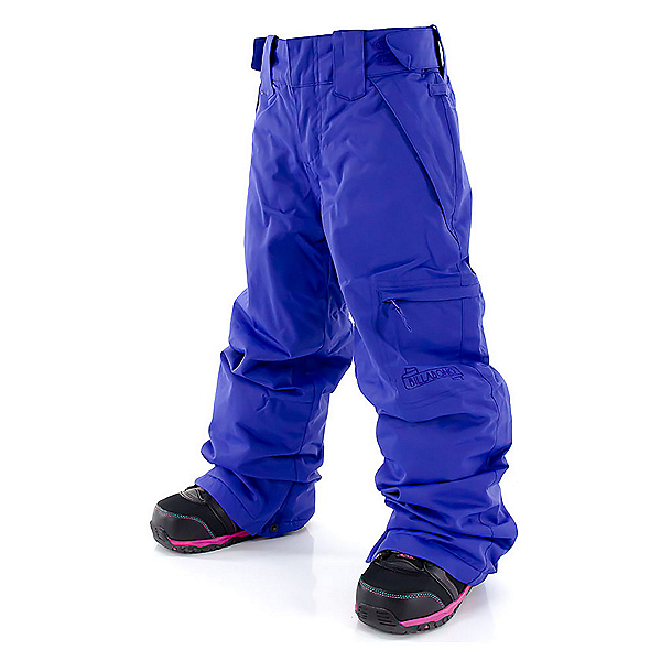 Billabong Twisty Girls Snowboard Pants, Mulberrry, 600