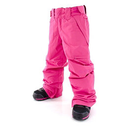 Billabong Twisty Girls Snowboard Pants, Pink Lily, 256
