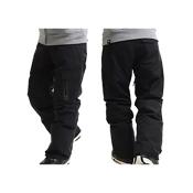 Billabong Cab Mens Snowboard Pants, Black, medium