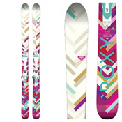 Roxy Dreamcatcher 75 Womens Skis with Xpress 11 Bindings 2016, , medium