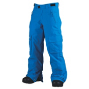 Billabong Fringe Kids Snowboard Pants, Spray Blue, medium