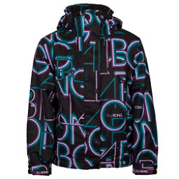 Billabong Tiana Girls Snowboard Jacket, Black, 256