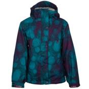 Billabong Tiana Girls Snowboard Jacket, Violet, medium