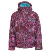 Billabong Tzuega Girls Snowboard Jacket, Print, medium