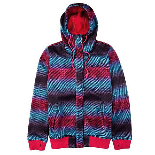 Billabong Crush Zip Womens Hoodie, , 600