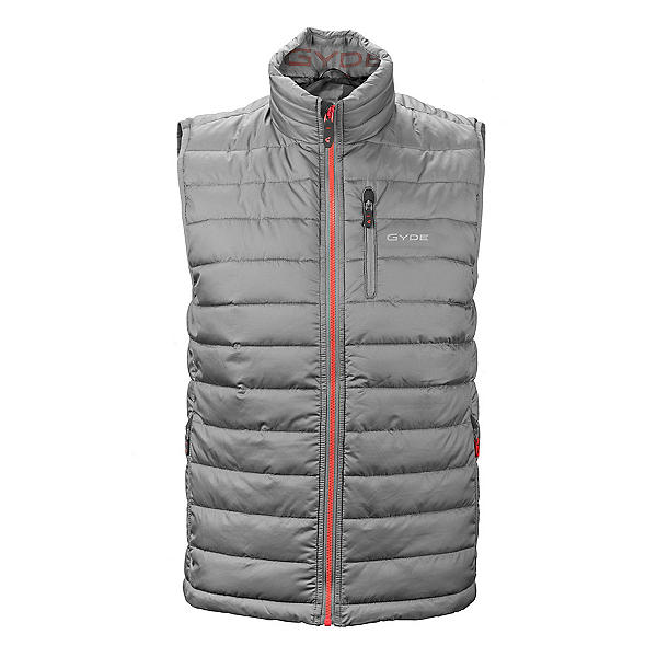 Gyde Calor Filled Mens Vest, Grey, 600