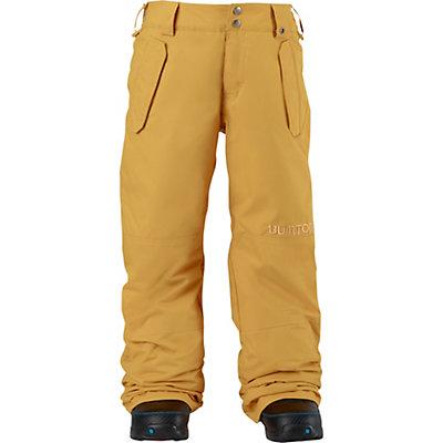 Burton Parkway Kids Snowboard Pants, Blue Steel, viewer