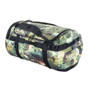 The North Face Base Camp Duffel - Large Bag, Sepia Brown Hiker Print, medium