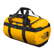 The North Face Base Camp Medium Duffel Bag 2016, Summit Gold-TNF Black, medium