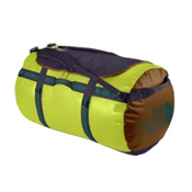 The North Face Base Camp Medium Duffel Bag 2016, Depth Green-Venom Yellow, medium