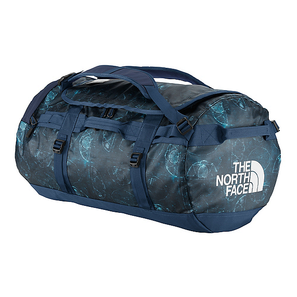 The North Face Base Camp Duffel - Medium Bag (Previous Season), Cosmic Blue Blueprint, 600