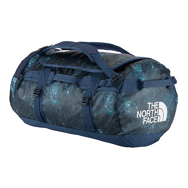 The North Face Base Camp Duffel - Medium Bag, Cosmic Blue Blueprint, 600