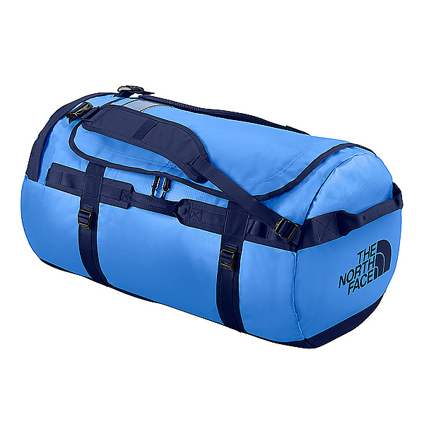 The North Face Base Camp Medium Duffel Bag 2017, Bomber Blue-Cosmic Blue, 600