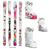 Girls Junior Lease Program Girls Ski Package, , medium