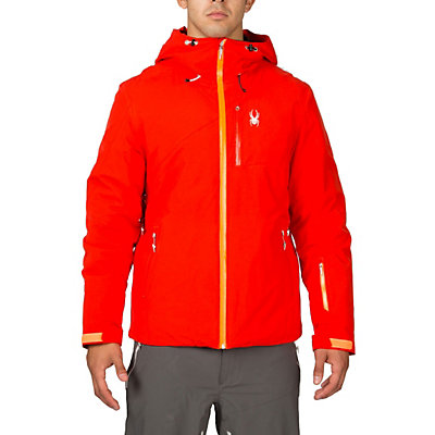 Spyder Pryme Mens Insulated Ski Jacket (Previous Season), Polar-Brazen, viewer