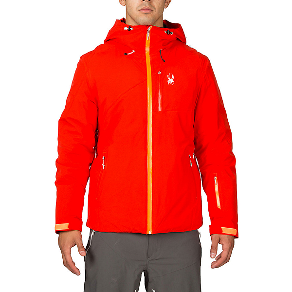 Spyder Pryme Mens Insulated Ski Jacket (Previous Season), , 600