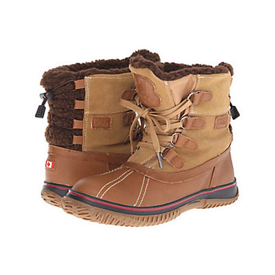 Pajar Iceland Womens Boots, Cognac-Tan, viewer