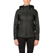 Spyder ARC Novelty Womens Soft Shell Jacket (Previous Season), Black-Black, medium