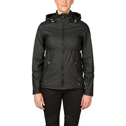 Spyder ARC Novelty Womens Soft Shell Jacket (Previous Season), Black-Black, 256