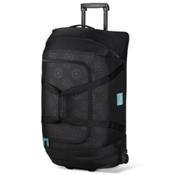 Dakine Womens Wheeled Duffle 58L Bag, Lattice Floral, medium