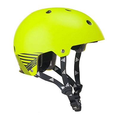 K2 Jr Varsity Boys Skate Helmet 2016, Green, viewer