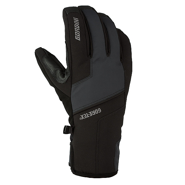 Gordini Challenge XIII Gloves, Black, 600