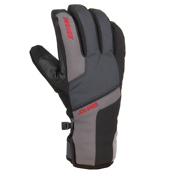 Gordini Challenge XIII Gloves, Black-Gunmetal, medium